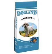 Dogland Junior 15 кг для щенков.