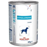 Royal Canin Hypoallergenic can dog (пищевая аллергия) 400 г