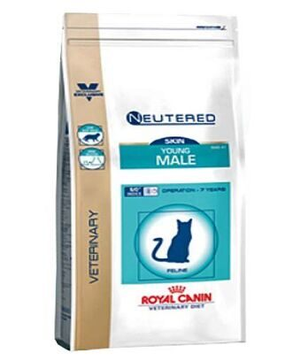 Royal Canin Skin Young Male 1.5 кг