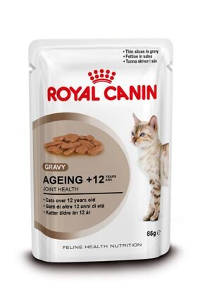 Royal Canin Ageing +12 In Gravy 12x85 г.