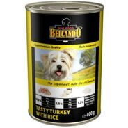 Belcando Tasty turkey with rice 0,8 кг